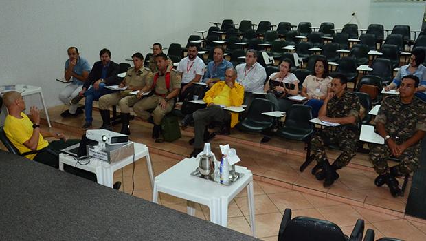 Secima se reúne para planejamento de prevenção a incêndios florestais em Goiás