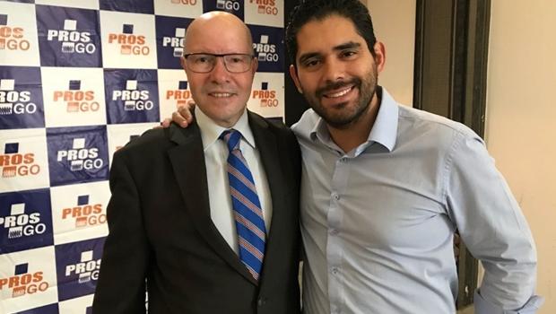 PROS declara apoio à pré-candidatura de Demóstenes Torres ao Senado