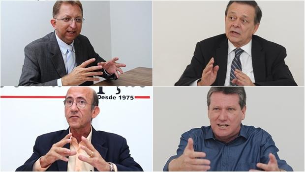 10 candidatos a deputado federal disputam votos dos eleitores de Anápolis