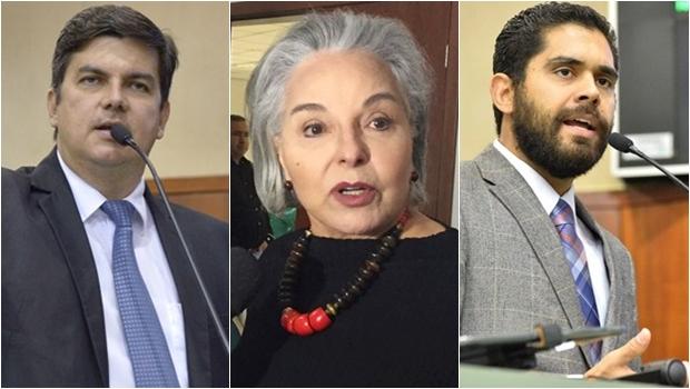 Renovação para deputado federal em Goiás pode se resumir em três nomes