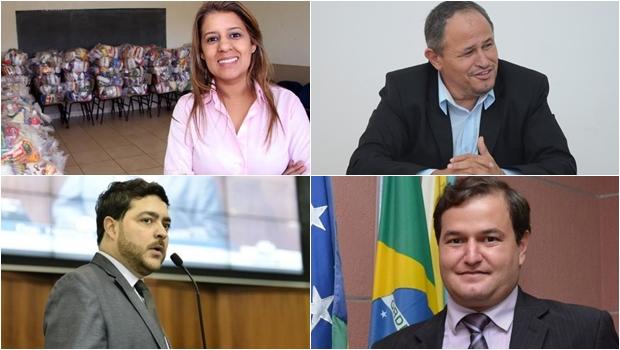 8 principais apostas do PTB de Goiás para deputado estadual