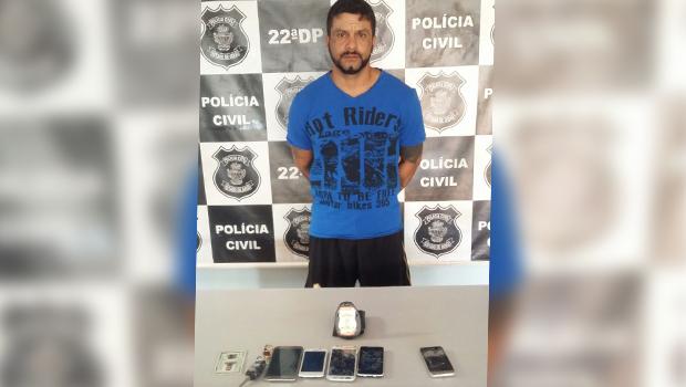 Homem considerado maior traficante de drogas da Região Noroeste de Goiânia é preso