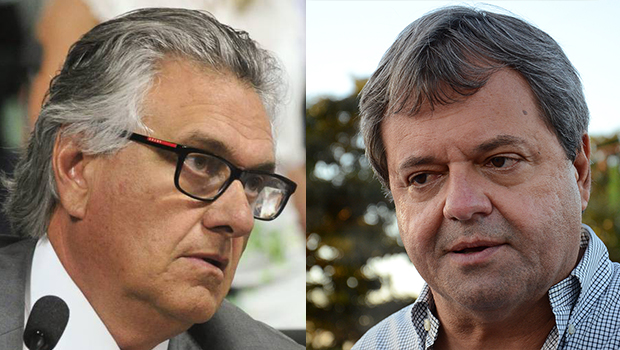 """""""Caiado, mais uma vez, presta um desserviço a Goiás"""", diz Jayme Rincón"""