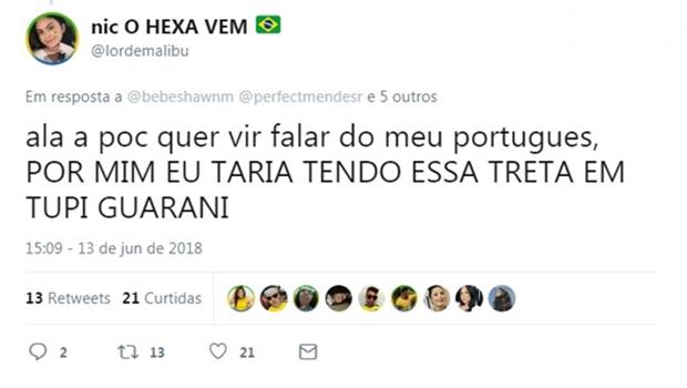 Brasil e Portugal travam nova briga na internet. E os memes são ótimos