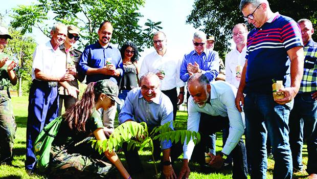 No Dia do Meio Ambiente, secretário anuncia volta dos programas Troca Sustentável e Papa Óleo