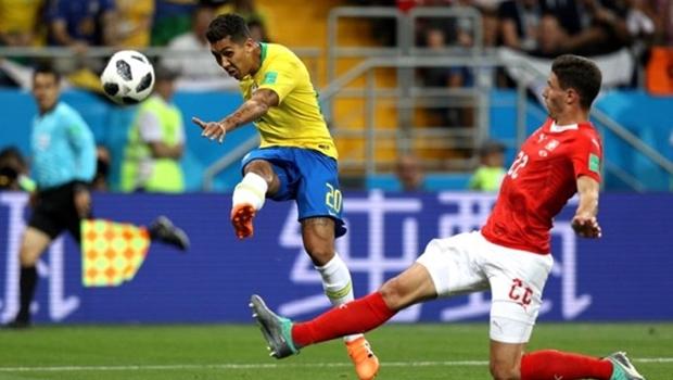 Seleção brasileira empata em jogo de estreia contra a Suíça