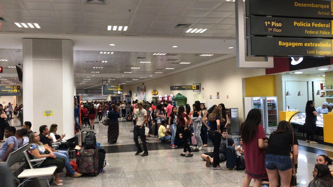 Mais de 1 milhão de pessoas são esperadas nos aeroportos da Infraero no feriado