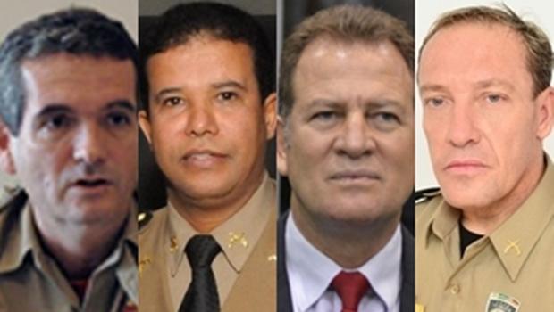 Listão dos pré-candidatos militares a deputado pelo Estado de Goiás