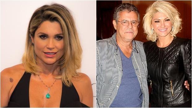 Flávia Alessandra solta verbo e desabafa sobre herança de Marcos Paulo