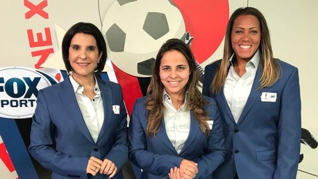 O grito de gol com voz de mulher: considerações sobre Brasil x Costa Rica