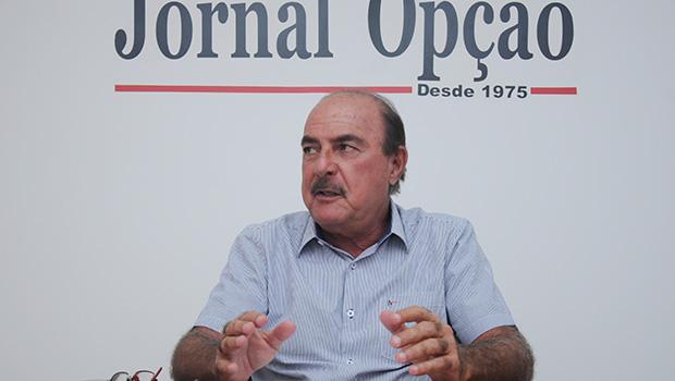 Calil diz que decide voto pra presidente da Câmara dos Deputados depois de reunião com Caiado