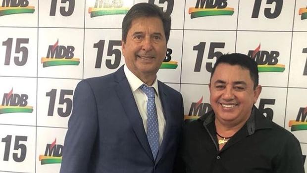 Pai de Cristiano Araújo pode ser candidato a deputado pelo MDB em Goiás