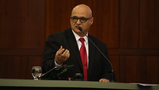 Marcos Tucano das Neves deixa a Secretaria da Educação de Goiás