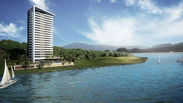 Secima vai vistoriar construção de prédio às margens de lago em Buriti Alegre