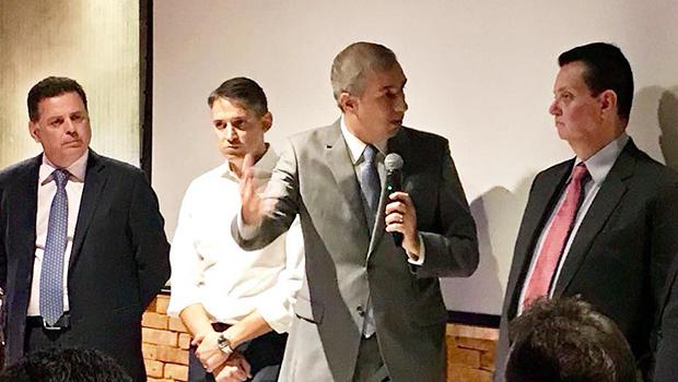 Mais de 150 líderes políticos se reúnem em Brasília com José Eliton nesta quarta-feira (20)