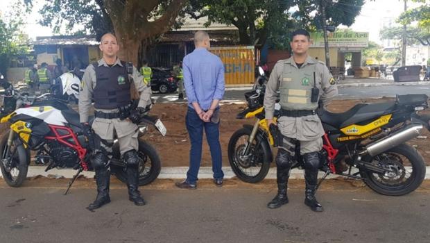 Motorista de aplicativo é preso em Goiânia por suspeita de latrocínio