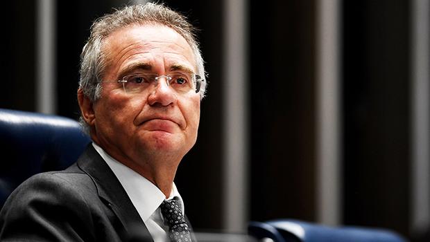 """""""Tragédia em Suzano é lamentável, devemos refletir se acesso a armas é sensato"""", diz Renan Calheiros"""
