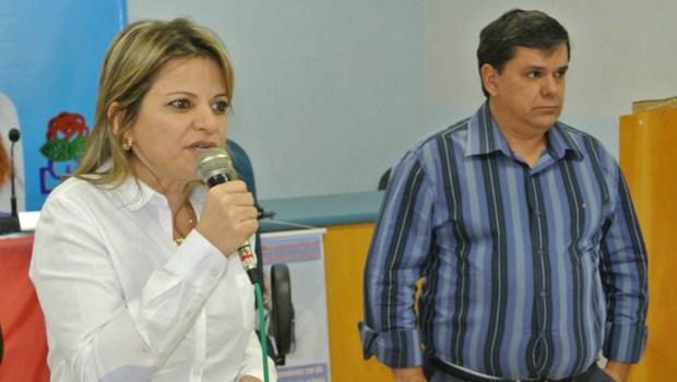 Flávia Morais planeja indicar George Morais para o Ipasgo