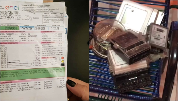 PC desarticula quadrilha especializada em fraudar contas de energia em Goiás