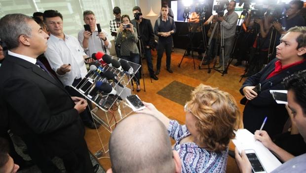Secretários destacam liderança decisiva de José Eliton nos avanços das ações do governo