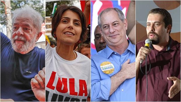 Chance de união da esquerda para enfrentar chapão de Alckmin pode escapar