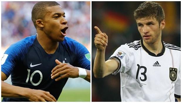 Copa do Mundo: França de 2018 é a Alemanha de 2010
