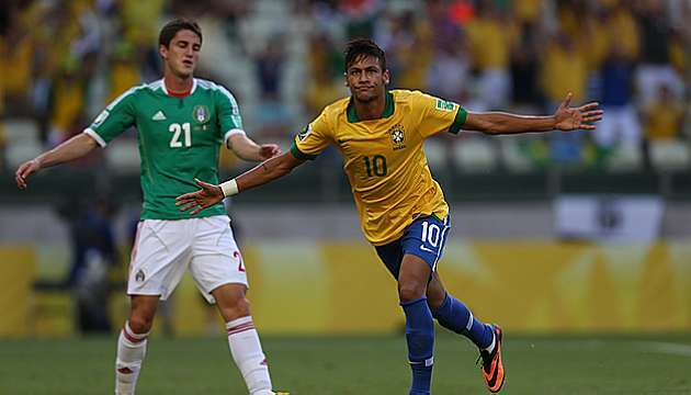 Brasil está com pinta de campeão e Neymar pode ser o craque da Copa da Rússia