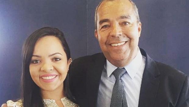 Filha do vereador Emilson Pereira deve assumir superintendência da Prefeitura de Goiânia