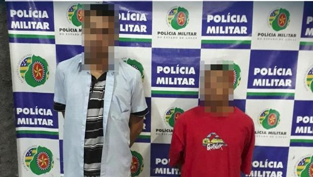 Polícia apreende drogas e prende traficante em Goiânia