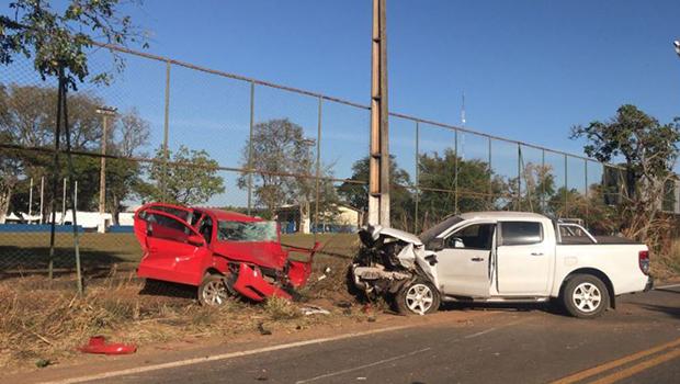 Motorista embriagado causa acidente e mata empresário em Luziânia