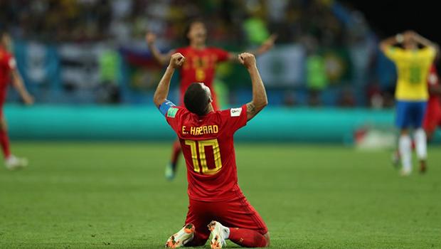 Inglaterra e Bélgica voltam a campo pelo terceiro lugar