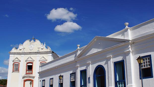 Capital do Estado é transferida para cidade de Goiás em homenagem aos 291 anos