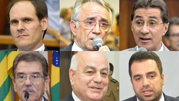 Seis políticos articulam para substituir Vitti na Assembleia Legislativa