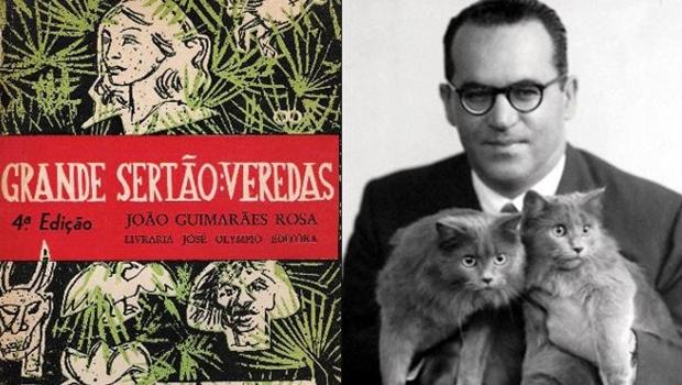 Companhia das Letras vai publicar romance de Guimarães Rosa