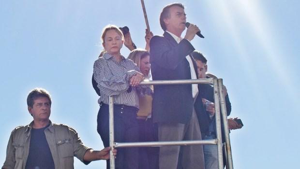 Magda Moffato é hostilizada por apoiadores de Bolsonaro em Goiânia