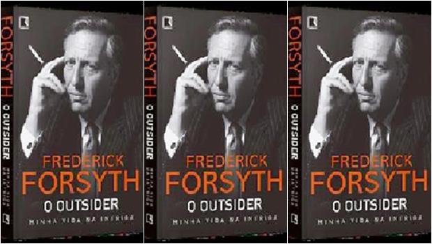 Livro de memórias do escritor Frederick Forsyth é lançado no Brasil