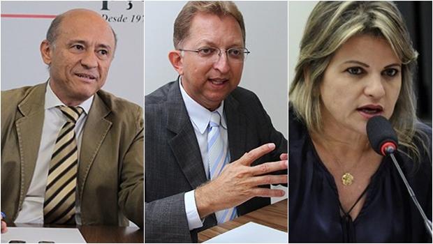 Três políticos ficaram chateados com decisão de Caiado de antecipar chapa
