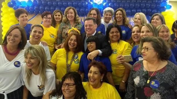 PSDB Mulher estima maior participação feminina nestas eleições