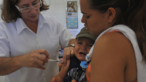 Brasil é o segundo país nas Américas com mais casos de sarampo registrados
