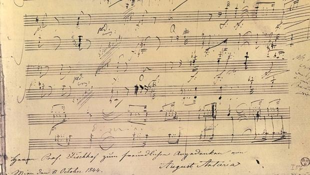 A música e a literatura