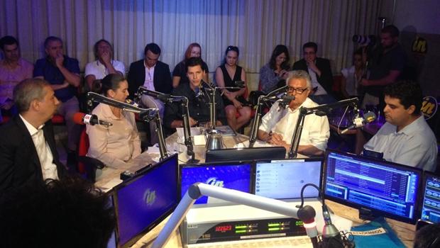 Primeiro debate em Goiás tem troca de farpas e poucas propostas