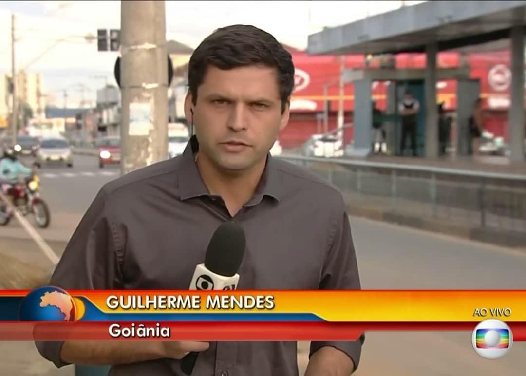 Guilherme Mendes pede demissão da TV Anhanguera e vai para afiliada da Globo em Belém