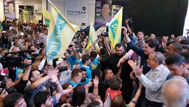MDB de Daniel chega nas convenções sem chapa majoritária definida