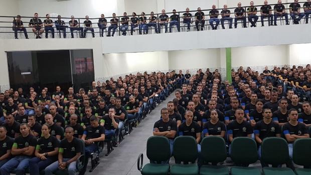 OAB-GO faz acordo com SSP para dar aulas a agentes sobre prerrogativas de advogados