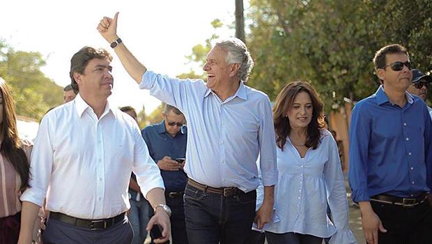 Caiado dedica primeiros dias de campanha a reuniões fechadas