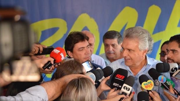 Em convenção do DEM, Caiado não apresenta propostas para Goiás