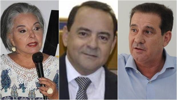 Apoio de Vanderlan Cardoso a Adriano Baldy na Grande Goiânia irrita Iris Araújo