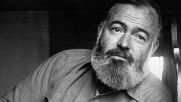 Revista britânica irá publicar textos inéditos de Hemingway