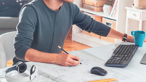 Governo pode permitir que servidor público trabalhe de casa