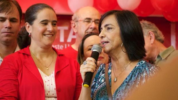 Com apoio do PCdoB, PT oficializa candidatura de Kátia Maria a governadora